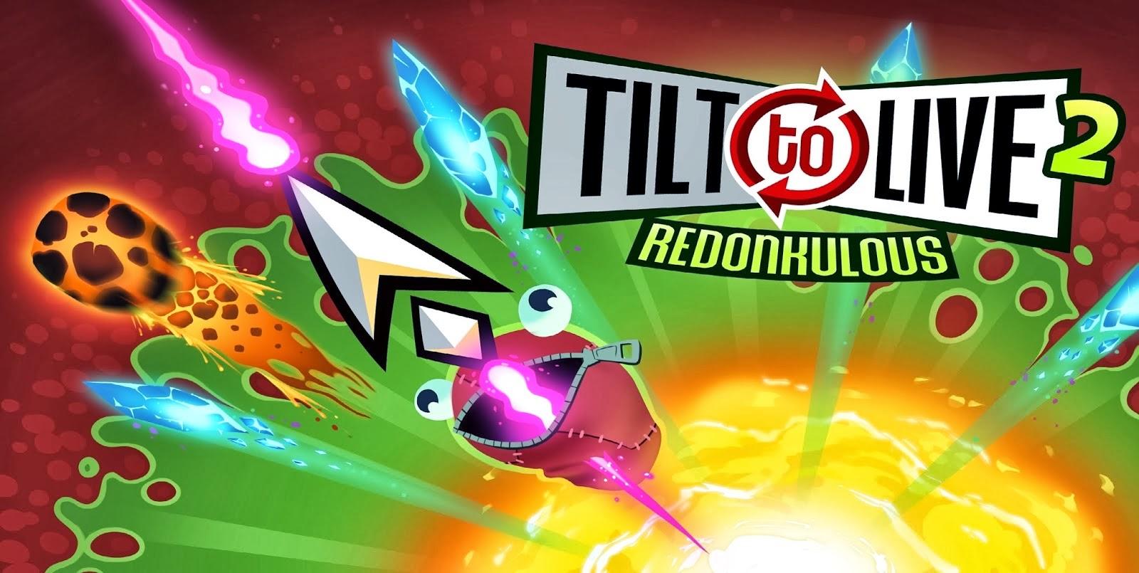 Tilt to Live 2 Redonkulous v1.2.4 Apk