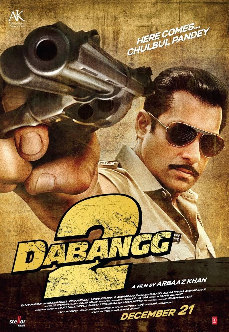 Dabangg 2 Online Dublado