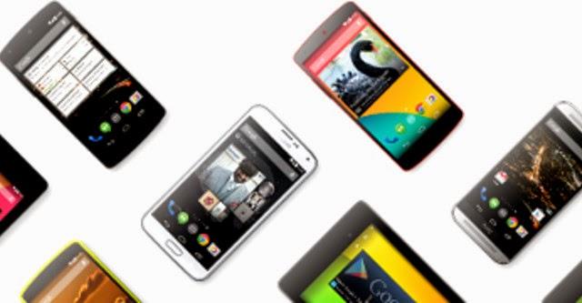 Những smartphone sẽ được cập nhật Android 5.0 Lollipop