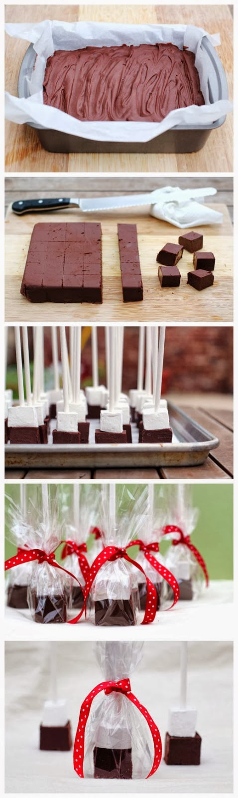 #Recipes : Hot Chocolate Blocks