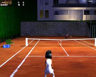 Game Street Tennis