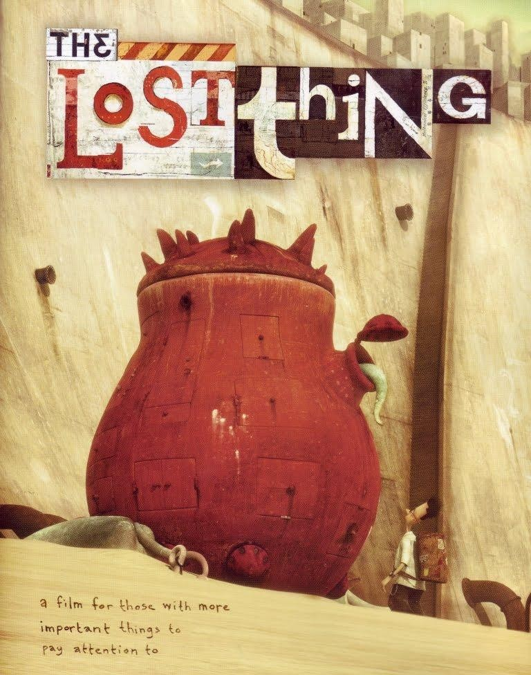 Kids book review year 4 literacy class review the lost thing