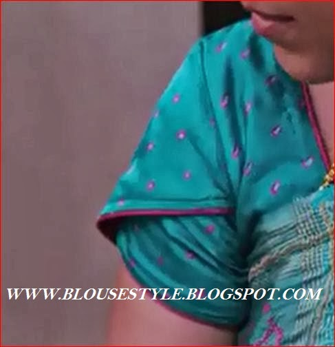 MODELS OF BLOUSE DESIGNS SLEEVE FASHION STYLE FOR SAREE