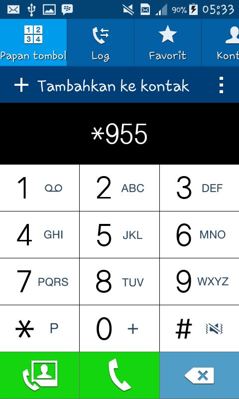 Cara Mengetahui Nomor Smartfren Via Dial Up