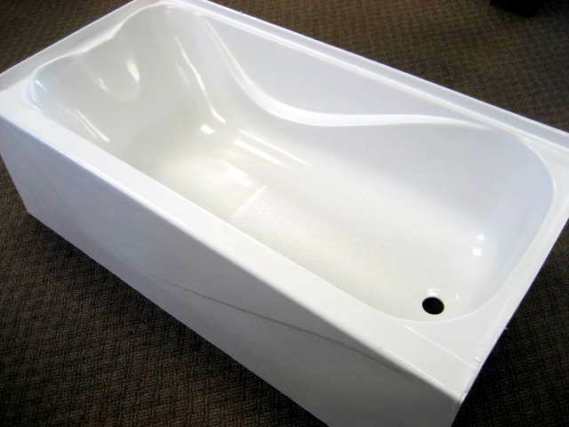 Talk of the town by orikinla the safest bathtubs for Fiberglass garden tubs