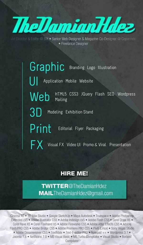 freelancer_resume