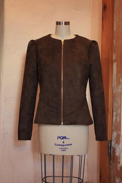 Cordova Jacket Front
