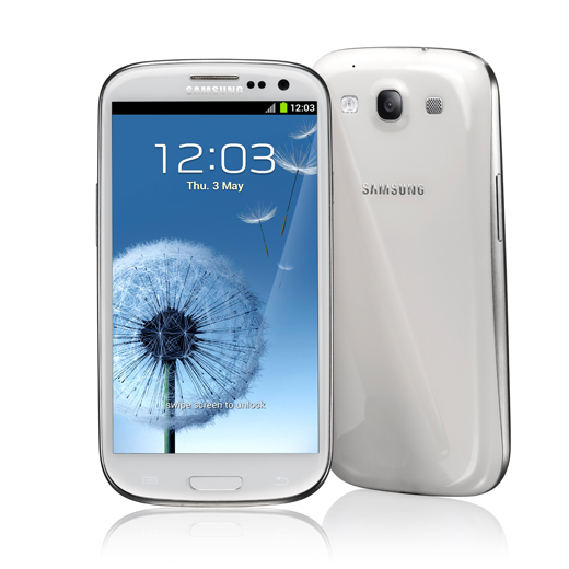 5 smartphones Samsung Galaxy SIII à gagner
