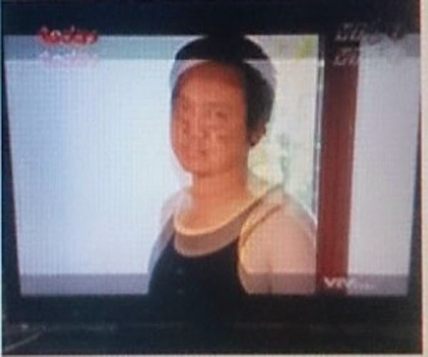 Sửa tivi Samsung lỗi chồng ảnh, hai hình