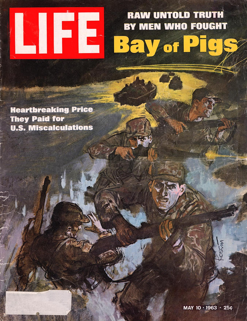 bay of pigs thesis