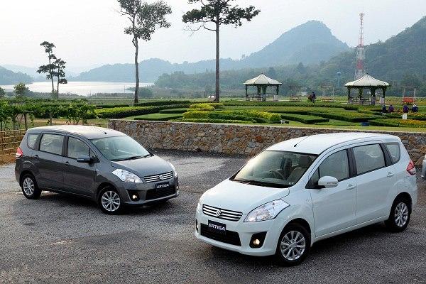 Suzuki Ertiga Automatic GL price Rp. 173.800.000,- title=