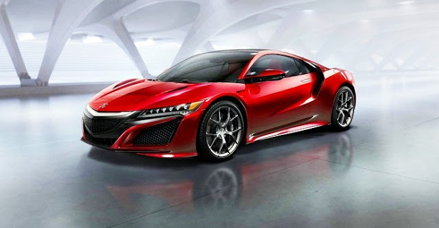 2017 Acura NSX Type R Review