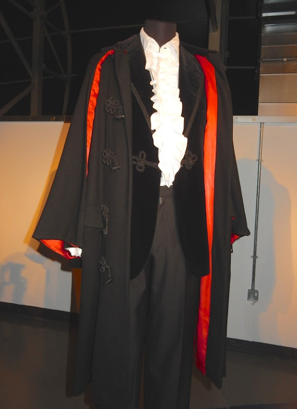 Jon Pertwee Third Doctor Who costume