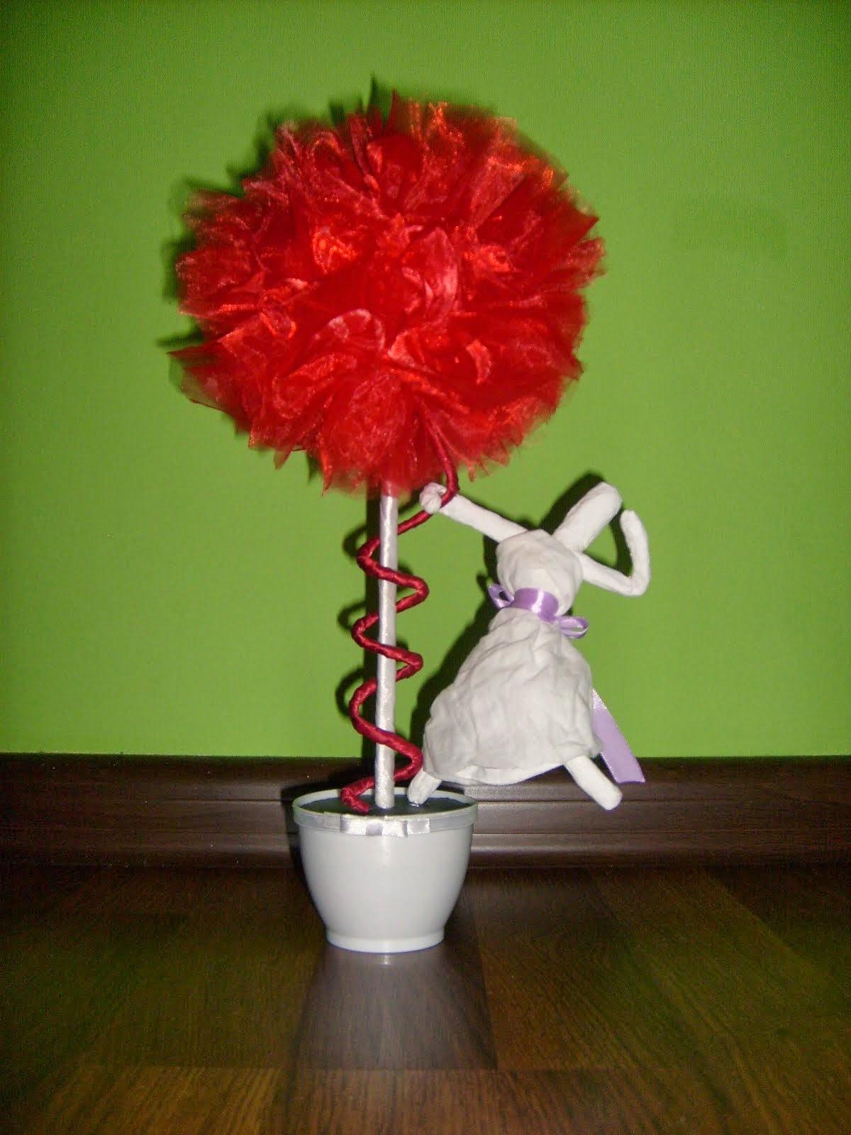 Drzewka z Baletnicą