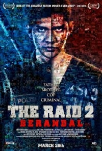 The Raid 2 Berandal 2014