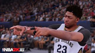 NBA 2k16 Full Version PC Game