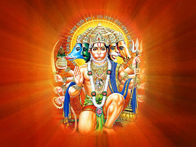 Shri Hanuman HD Wallpapers