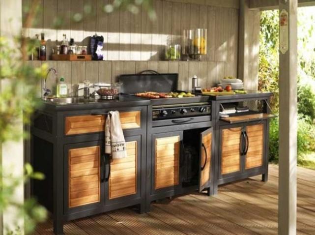 bahut cuisine pas cher buffet de cuisine pas cher d. Black Bedroom Furniture Sets. Home Design Ideas
