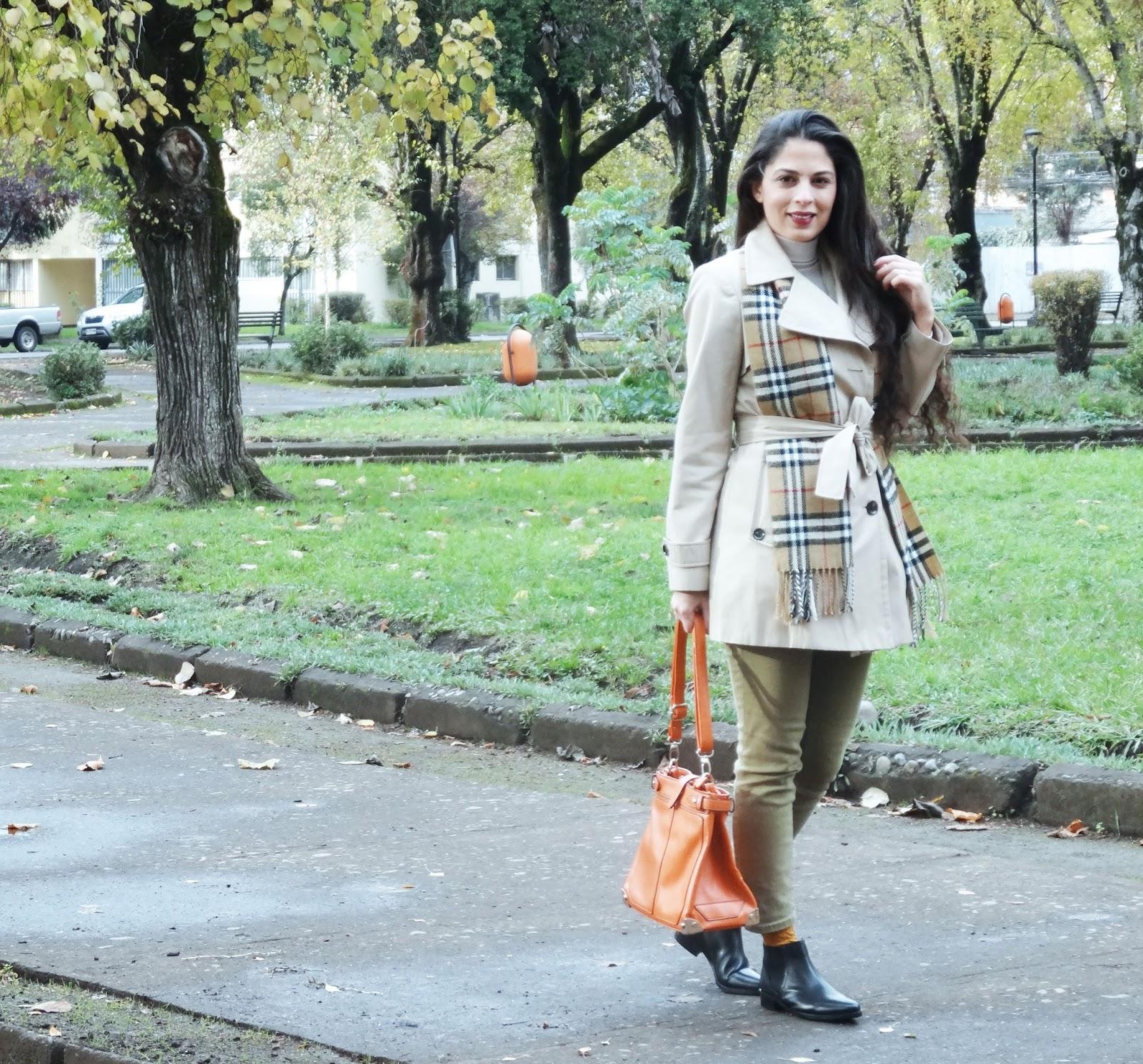 Pamela victoria - trench coat - Magnoliamoda.com