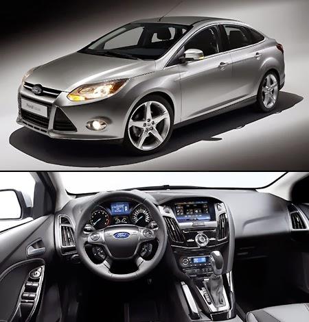 5 Kelebihan New Ford Focus Siap Ramaikan Pasar Otomotif Tanah Air