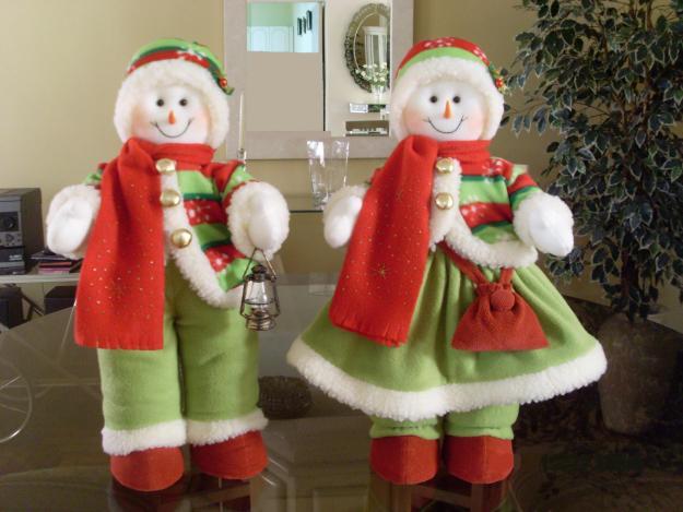 Moldes muñecos de navidad 2012 gratis - Imagui