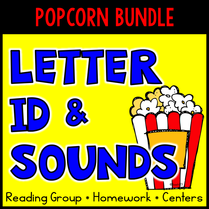 Letter ID & Sounds