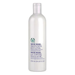 White Musk® Smooth Satin Body Lotion  @ Rp 115.000,-