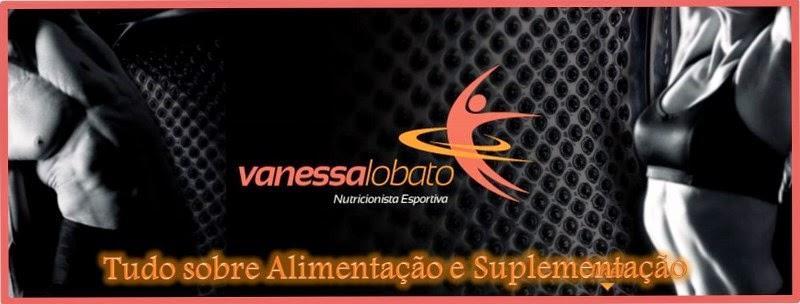 Nutricionista Esportiva Vanessa Lobato