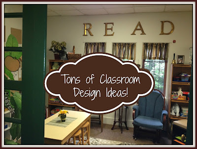 tons of classroom design ideas for setting up your cozy learning space