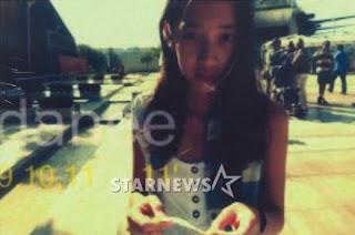 t-ara 9th member DANEE