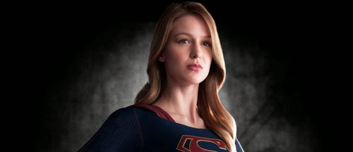 Supergirl TV Series Trailer and Poster