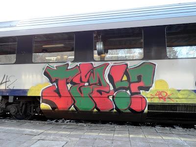 42NA graffiti