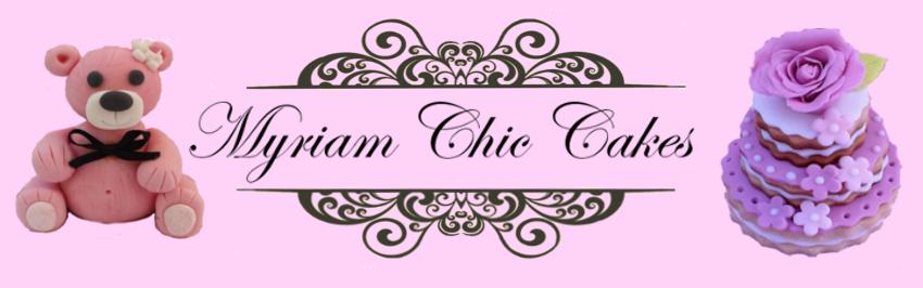 Myriam Chic Cakes