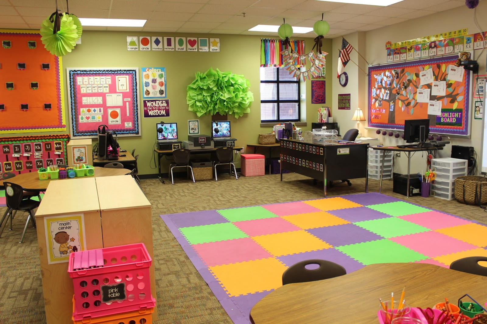Classroom Ideas K 3 ~ The jenna juice prek classroom tour