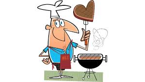 www.alysonhorcher.com, alysonhorcher@gmail.com, www.facebook.com/alyson.horcher, homemade clean BBQ sauce, healthy BBQ chicken, healthy grilling recipes, meal planning, healthy living, it's BBQ time, dads who love to grill, men grilling