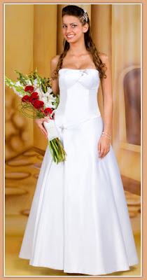Vestido de noiva, chique,