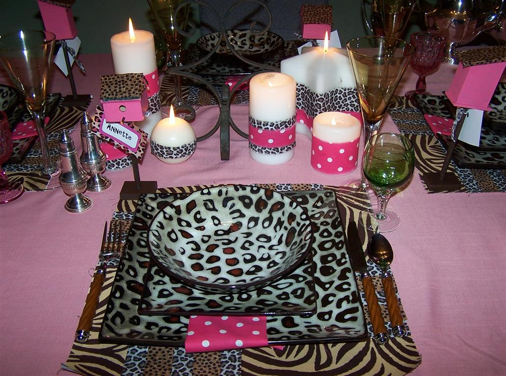 Cheetah Zebra Dinnerware http://zoeyquilts.blogspot.com/2011/05/animal-print-blocks-finished.html
