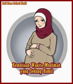 Foto Animasi Dp Bbm Ibu Hamil