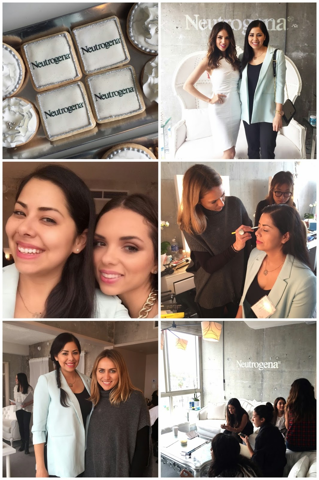 Neutrogena Glam Suite, We All Grow Neutrogena Glam Suite, Neutrogena Eiza Gonzalez, Eiza Gonzalez