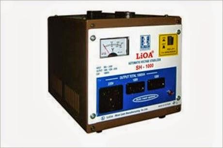 Ổn áp lioa SH 1000VA