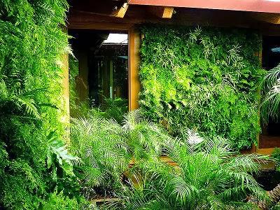 Sastrer a vegetal dise o de jardines y bosques for Jardin umbrio