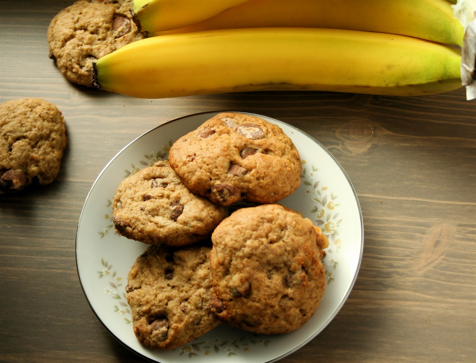 Banana Cookies Recipe — Dishmaps