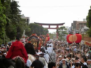神幸祭(鶴岡八幡宮例大祭)