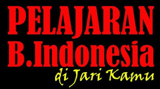 Pelajaran B.Indonesia di Jari Kamu