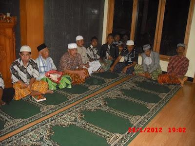 Acara Maulid Nabi Muhammad SAW 1433 H