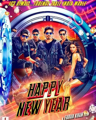 Happy New Year 2014 Movie Video Song
