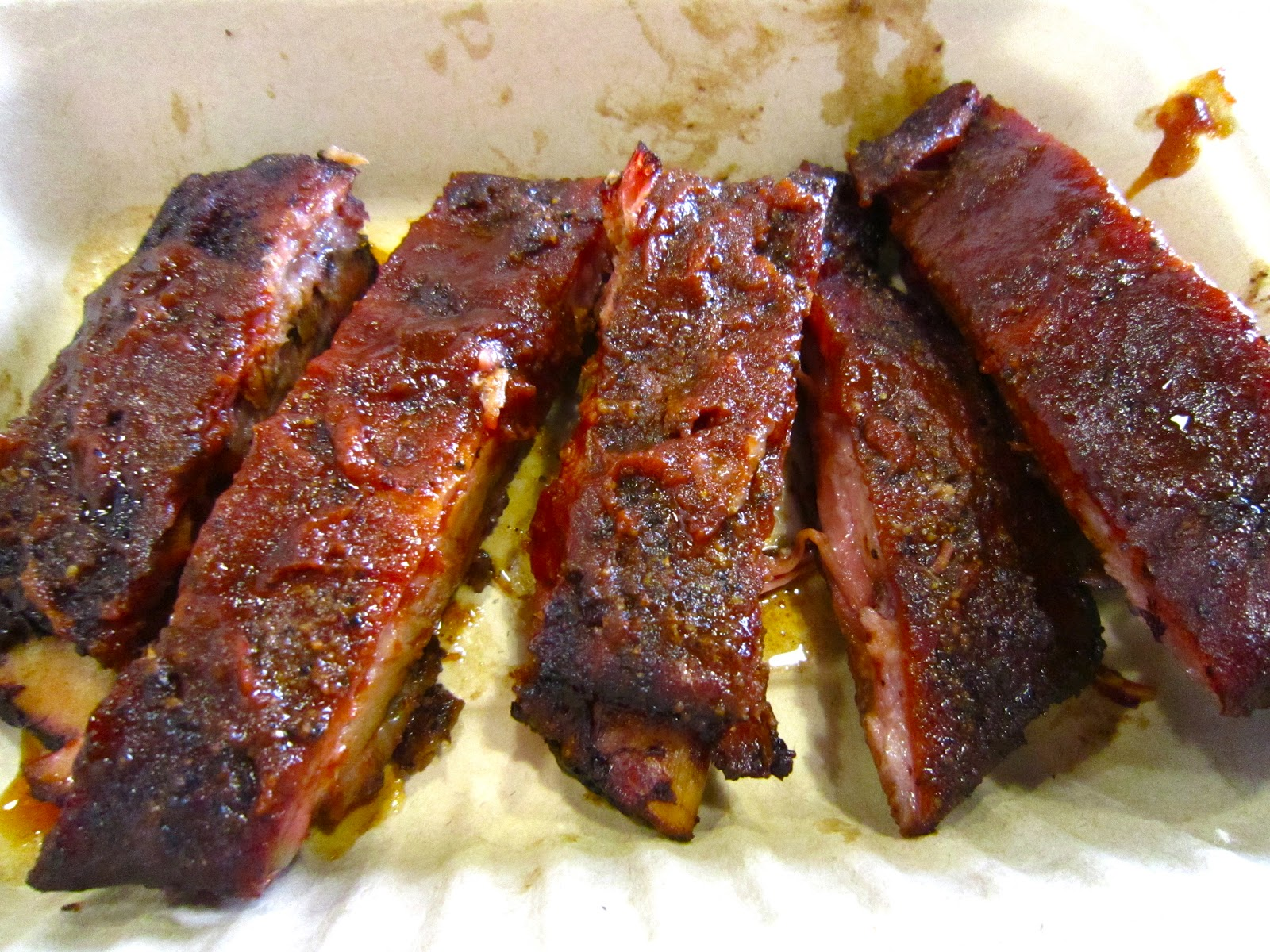 The Rib Whip - Kansas City Spare Ribs | I Left My Cart in San ...