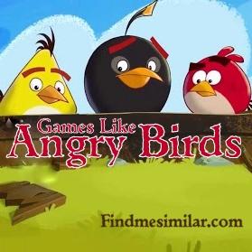 Games Like Angry Birds, Angry Birds, Angry Birds icon