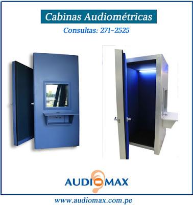 cabina audioliogica