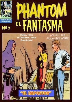 EL FANTASMA Nº 007/008